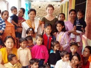 Himachal Volunteer Work