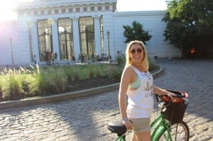 Bike tour around Argentina