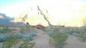 grand canyon chopper